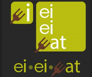 Branding for eieieat.com